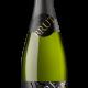 Silueta de Botella de Cava Brut MIllennium de Bodegas Ondarre