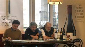 Premio literario de Café Bretón en el que participa Bodegas Olarra