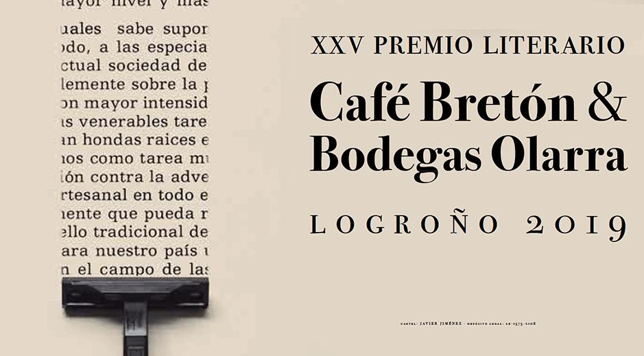 Premio Olarra Café Bretón pasa a beca para trabajos de no ficción