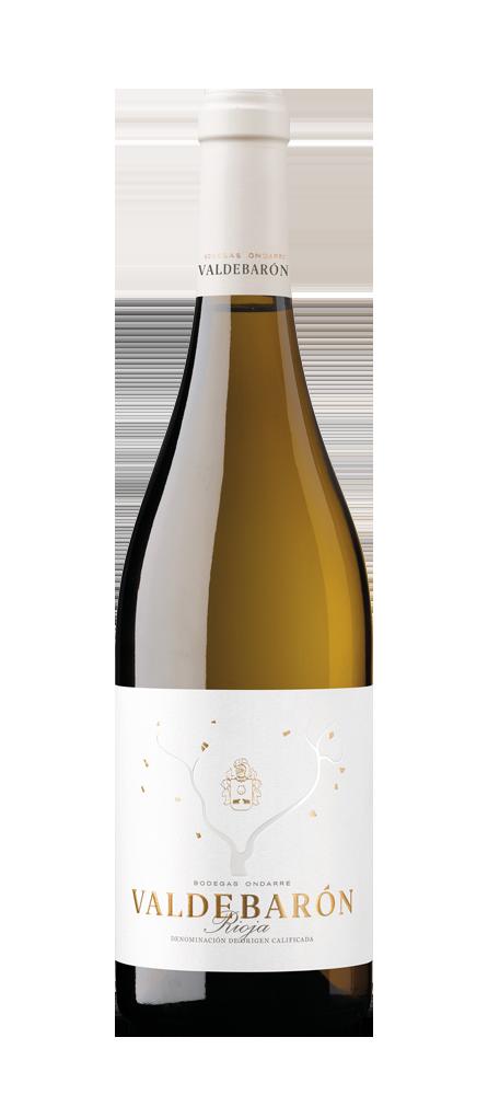 Vino Blanco Valdebarón de Bodegas Ondarre