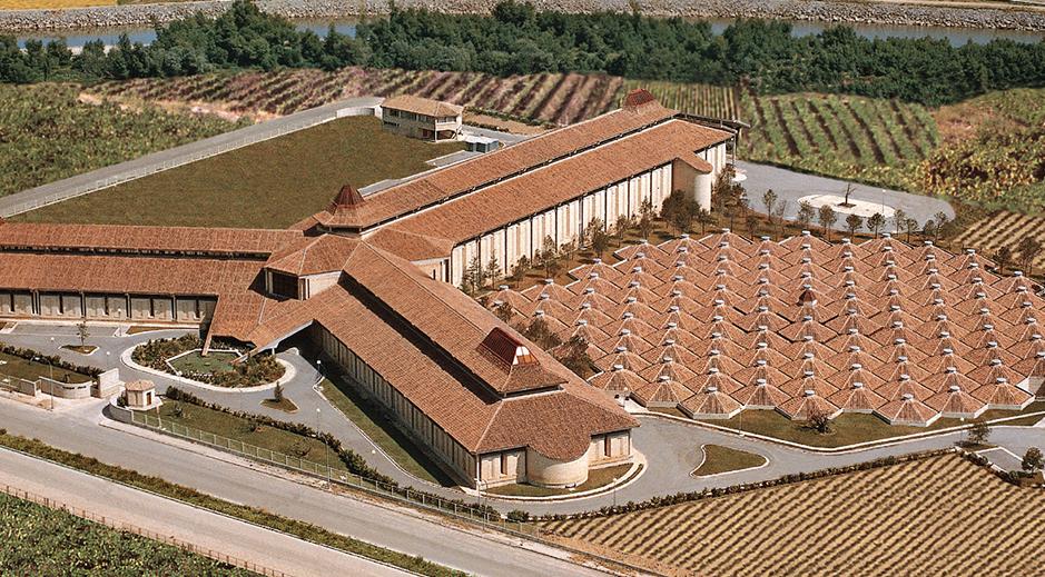 Enoturismo en Bodegas Olarra en Logroño La Rioja