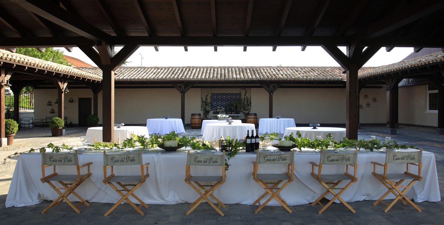 Visita un rincón exclusivo para amantes del vino en Castilla la Mancha. Descubre Hacienda Casa del Valle