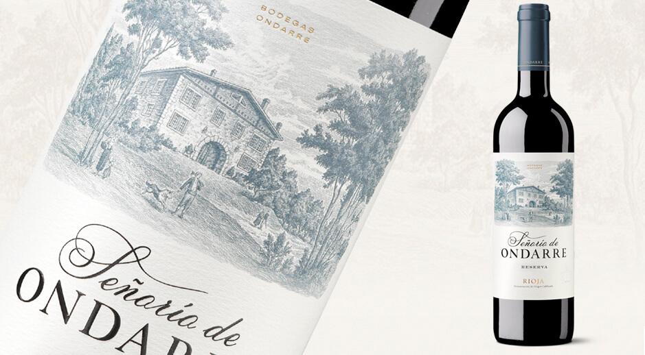Señoría de Ondarre, un reserva de Rioja que nos traslada a los orígenes