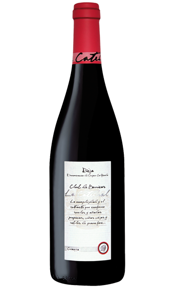 Vino de Rioja Crianza La Catedral de Grupo Bodegas Olarra