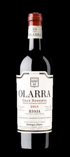 Vino de Rioja Olarra Gran Reserva