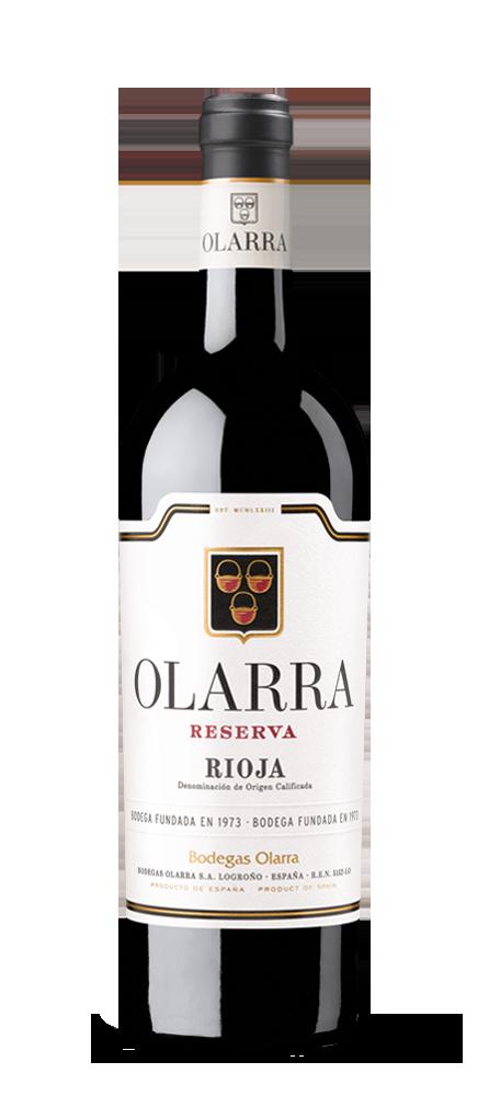 Vino de Rioja Olarra Reserva 2015